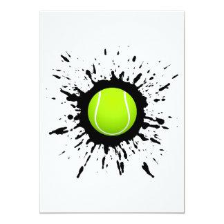 Tennis Explosion Card