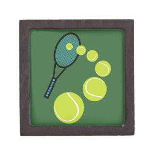 Tennis FAN SLICE SERVE Jewelry Box