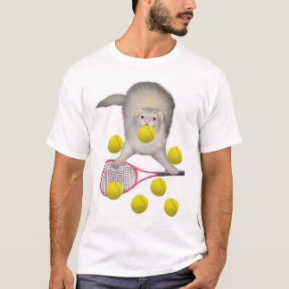Tennis Ferret T-Shirt