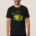 Tennis Fish, Fish Playing Tennis T-shirt
