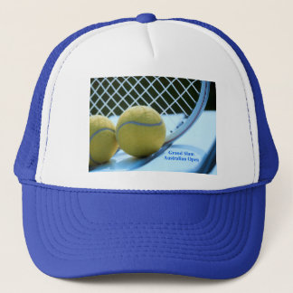 Tennis for Trucker hat