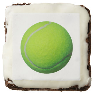 Tennis Fun Theme Party Ideas Food Treats Snacks Chocolate Brownie