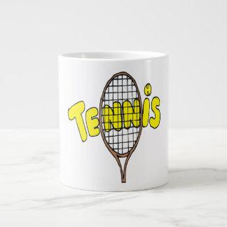 Tennis Giant Coffee Mug