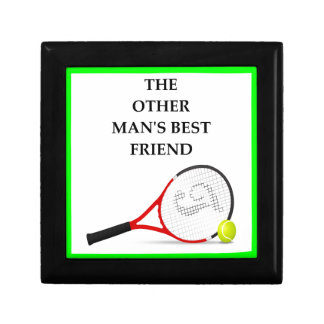 tennis gift box