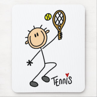 Tennis Gift Mouse Pad