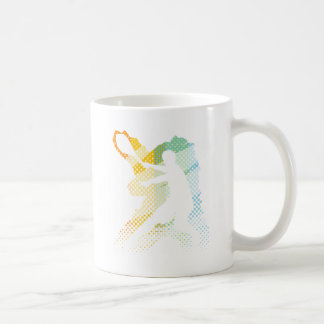 Tennis Gifts for tennis players and tennis fans Classic White Coffee Mug