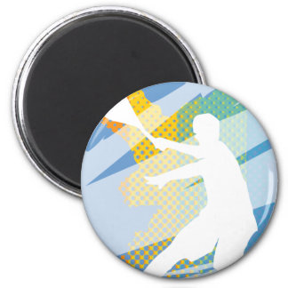 Tennis Gifts for tennis players and tennis fans Magnets