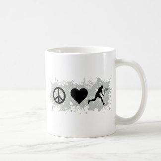 Tennis Girl 2 Coffee Mug