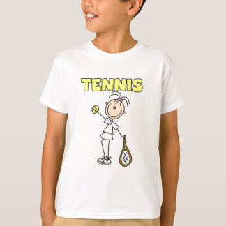 TENNIS Girl Tshirts and Gifts