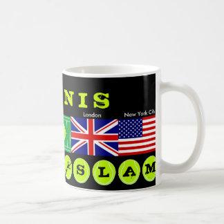 Tennis Grand Slam Mug