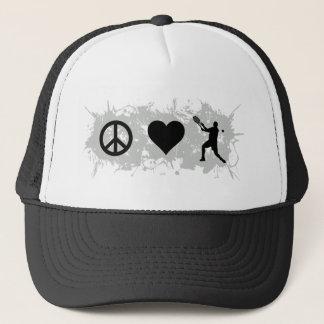 Tennis Guy 3 Trucker Hat