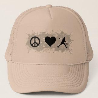 Tennis Guy 4 Trucker Hat
