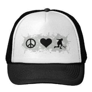 Tennis Guy 6 Trucker Hat