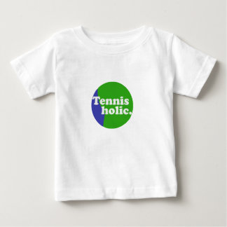 tennis holic copy.png baby T-Shirt