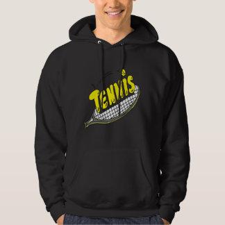 Tennis Hooded Sweatshirts