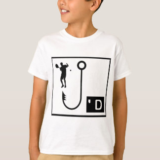 Tennis Hooked T-Shirt