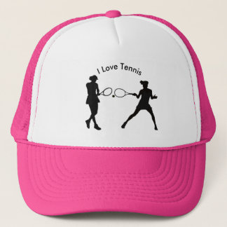 Tennis image for Trucker Hat