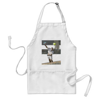 Tennis Instructor Adult Apron
