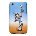 Tennis iPhone 3 Covers