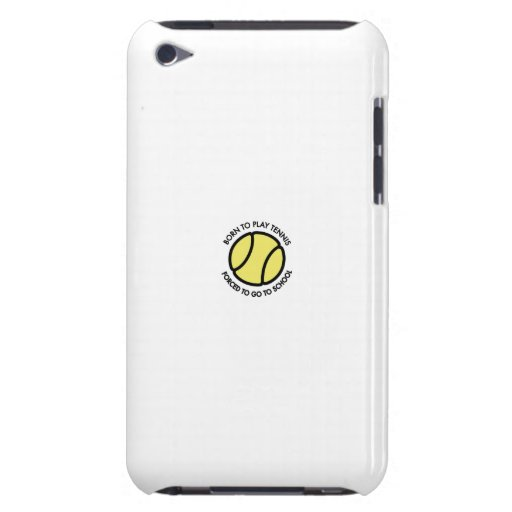 Tennis iPod Touch Protector