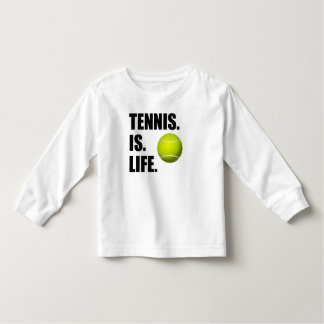 Tennis Is Life T-shirts