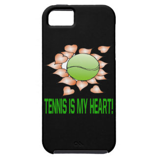 Tennis Is My Heart iPhone SE/5/5s Case