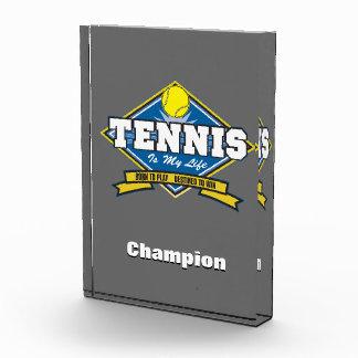 Tennis is My Life Award