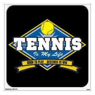 Tennis is My Life Wall Decor