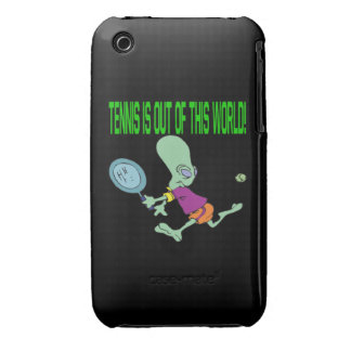 Tennis Is Out Of This World iPhone 3 Case-Mate Case