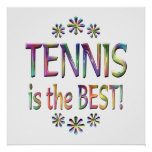 Tennis is the Best Poster