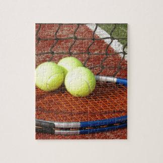 Tennis Jigsaw Puzzle