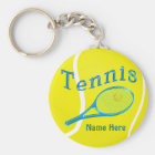 TENNIS KEYCHAINS Personalized  Tennis Team Gifts