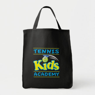 Tennis Kids Academy_Bouncee_customizable Tote Bags