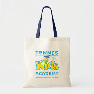 Tennis Kids Academy_You'll have a ball Tote Bag