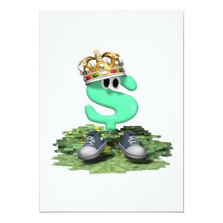Tennis King Card