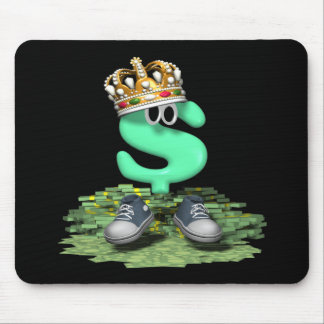 Tennis King Mouse Pad