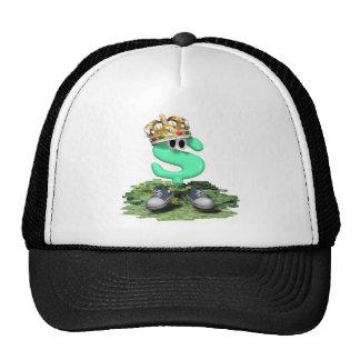 Tennis King Trucker Hat