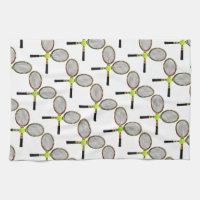 Tennis Kitchen Towel