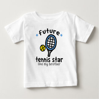Tennis Like Brother Infant T-shirt