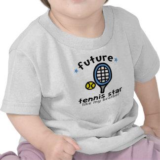 Tennis Like Brother T Shirt
