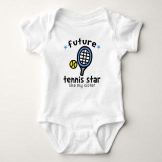 Tennis Like Sister T Shirt