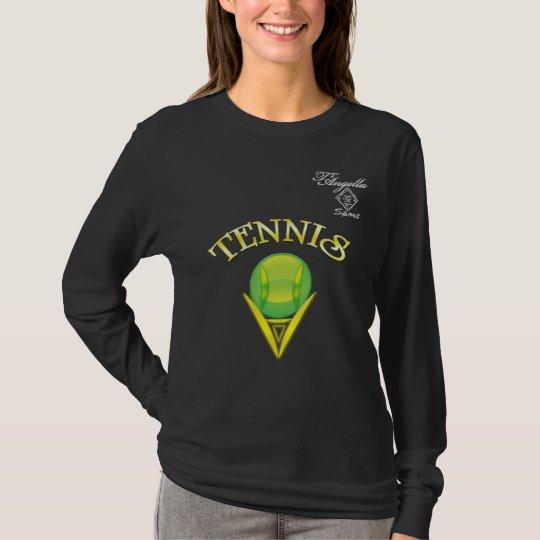 Tennis logo Long Sleeve T-Shirt