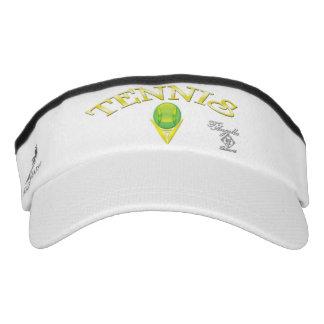Tennis logo Visor