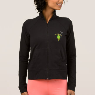 Tennis logo Women's Practice Jacket