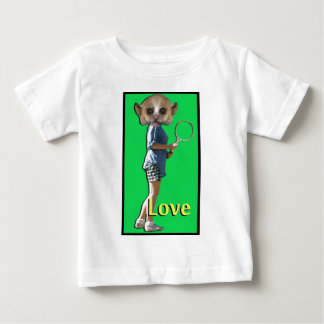 Tennis Love Baby T-Shirt