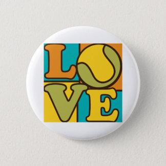 Tennis Love Button