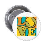 Tennis Love Buttons