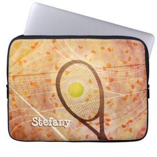 Tennis Love Computer Sleeve