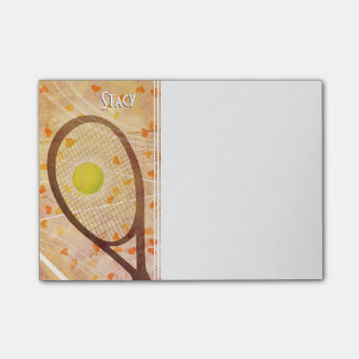 Tennis Love Post-it® Notes
