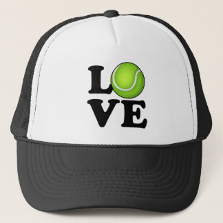 Tennis Love Tennis Fan Trucker Hat